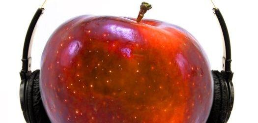Animation d'une soirée anniversaire : une pomme à croquer