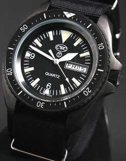 CWC Divers Watch