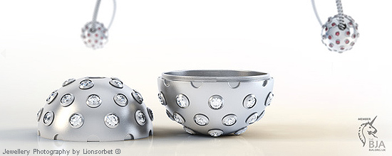 designer sphere jewellery