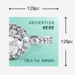 Jewellery Advertising Space