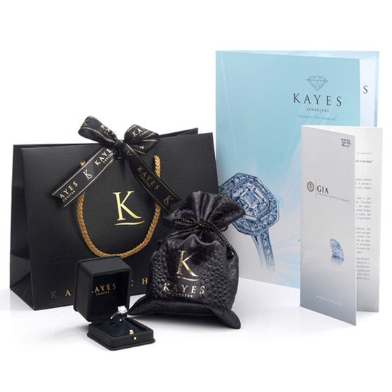 Kayes Jewellers Packaging