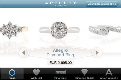 Appleby App Wish List