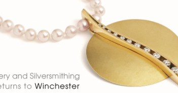 Jewellery and Silversmithing Fair Returns to Winchester