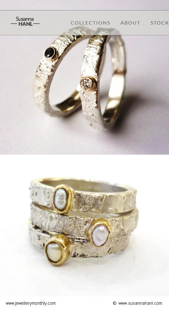 Jewellery by Susanna Hanl