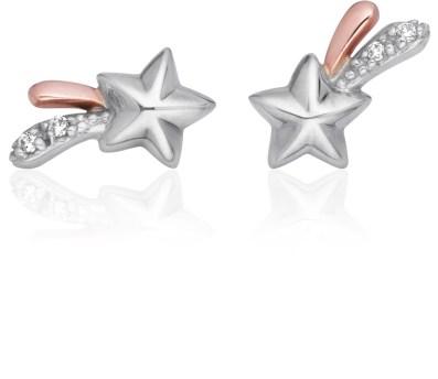 Clogau Make A Wish Earrings set with diamonds £119