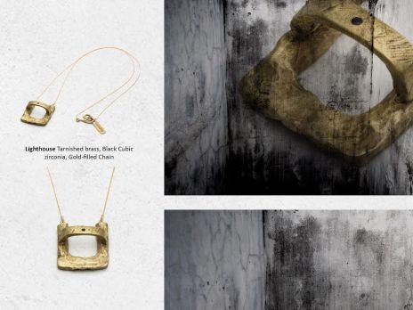 HUMAN BRIDGES jewellery collection