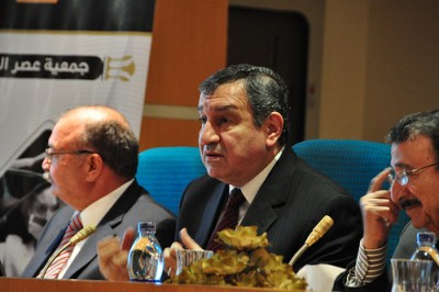 Dr. Essam Sharaf