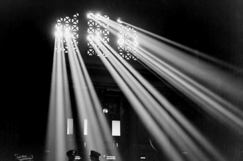 Light at Chicago Union Station, 1943.