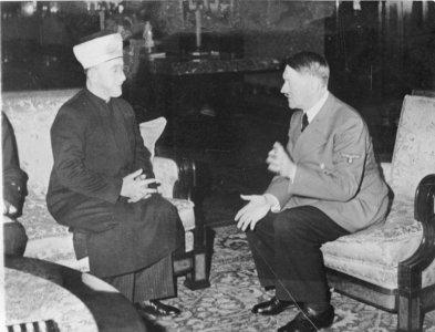 Hitler and Haj Amin al-Husseini