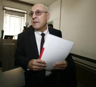 Israeli negotiator Yitzhak Molcho