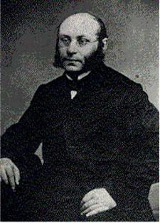 Reverend Arnold Fischel