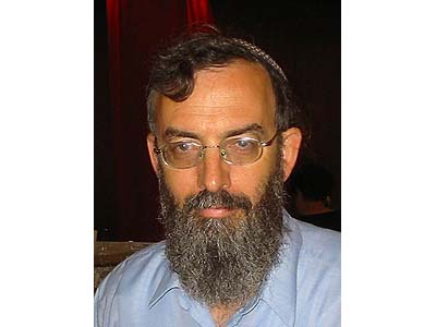 Tzohar Chairman Rabbi David Stav