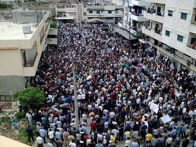 Syria Demonstrates