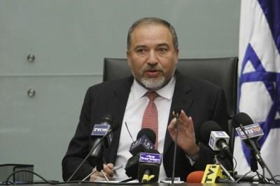FM Avigdor Lieberman