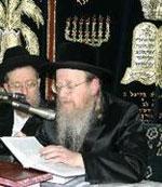 Ozerover Rebbe