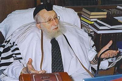 Rabbi Chaim Pinchas Scheinberg