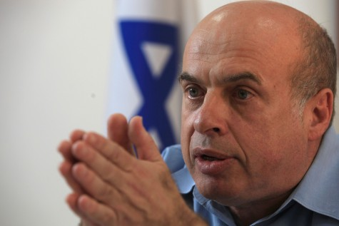 Former Prisoner of Zion Natan Sharansky