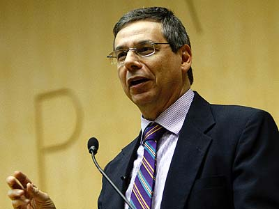 Deputy Minister of Foreign Affairs Danny Ayalon.