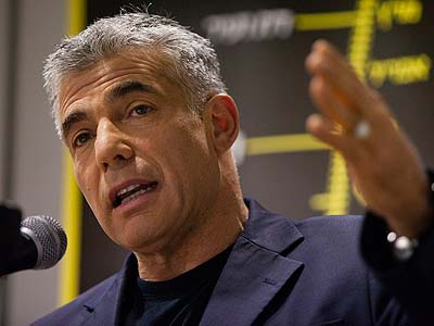 Prime Minister Wannabe Yair Lapid may be facing an uphill battle on his way to the ballot box.