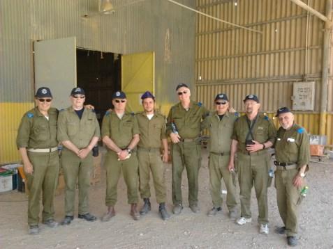 Sar-EL volunteer group