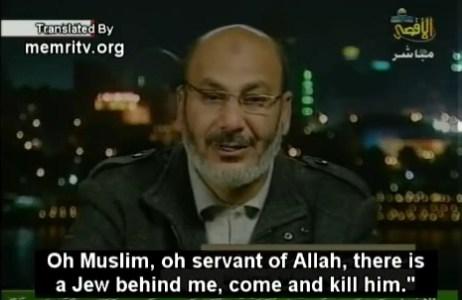 Egyptian Cleric Safwat Higazi