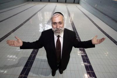 Shas MK Nissim Zeev