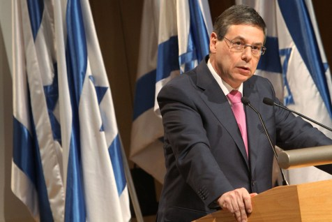 Deputy Minister of Foreign Affairs Danny Ayalon