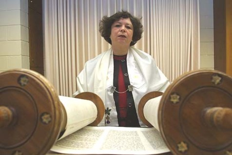 Jalena Rubinstein, first Russian reform female rabbi.