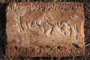 "Hebrew inscription bearing the name ""Yehiel"" is the oldest archaeological evidence of Jews in Iberia. Thought to be a tomb slab, the discovery adds visibility to the early history of Jews in Portugal."