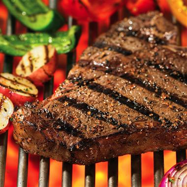 Steak grill