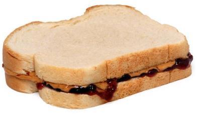 peanut butter sandwich evan amos