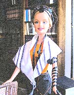 Tefillin Barbie