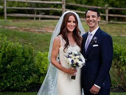 VP Joe Biden's daughter marries Jewish doctor in Delaware
