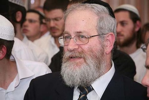 "Rabbi Yeshayahu Rotter Z""L"
