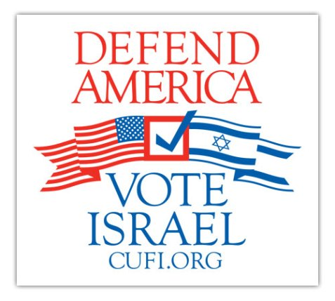 Defend America Vote Israel
