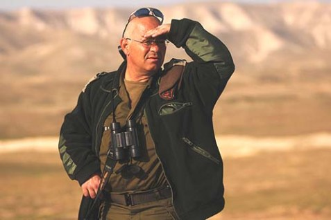 IDF Deputy Chief of Staff Maj. Gen. Yair Naveh.