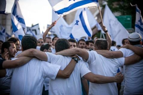 Israelis united