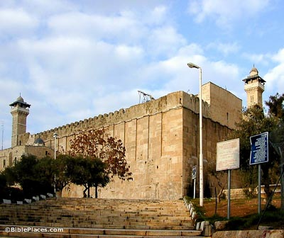 Cave of the Patriarchs in Hebron