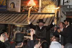 Nikolsburger Rebbe on Lag B'Omer
