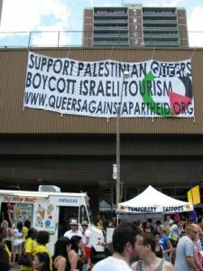 Queers Against Israel Apartheid