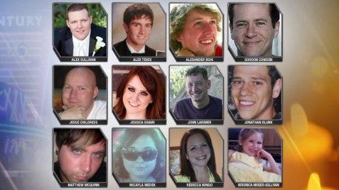 Aurora victims