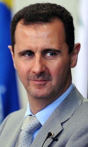 Syria's Bashar Assad