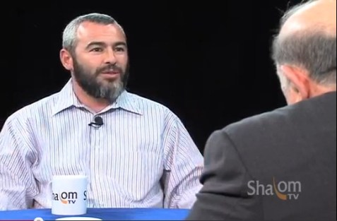 Yishai Fleisher on ShalomTV