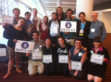 Proud Members of Jewish Voice for Peace