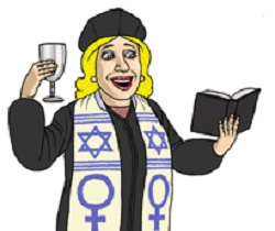 Female Rabbi