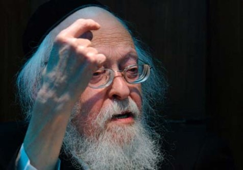 Rabbi Yosef Shalom Elyashiv