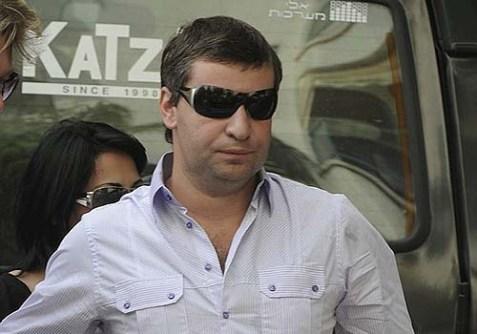 Israeli Minister of Tourism Stas Misezhnikov.