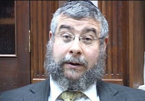 Rabbi Pinchas Goldschmidt, president of the Conference of European Rabbis.