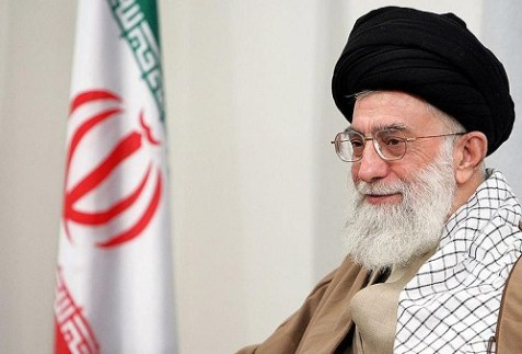 Ayatollah Khamenei, Supreme leader of Iran