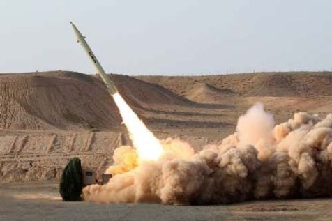 The fourth generation of Iran&#039;s Fateh 110 missile has been tested successfully recently.